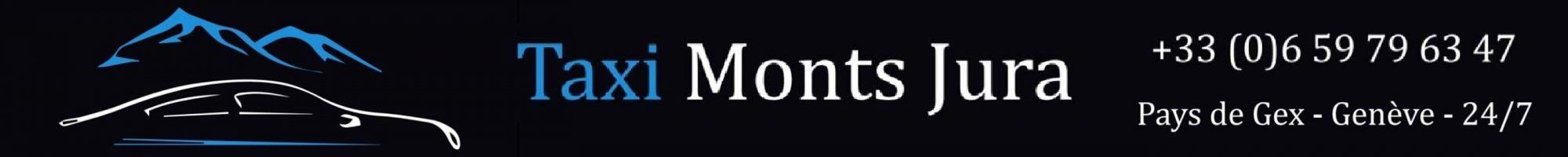 Taxi Monts Jura / Pays de Gex